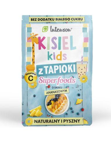 Kisiel Kids ananasowy z tapioki 30g...
