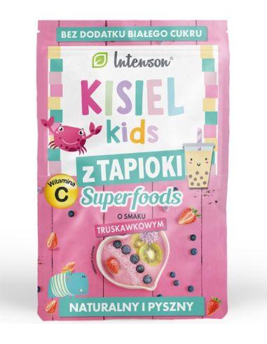 Kisiel Kids truskawkowy z tapioki 30g...