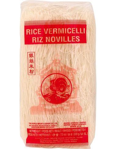 Makaron ryżowy nitka 220g RICE...