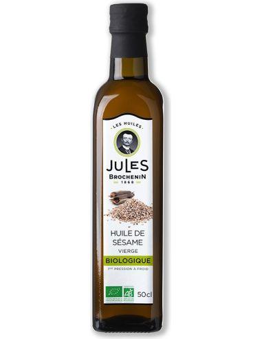 Olej sezamowy 500ml BROCHENIN BIO