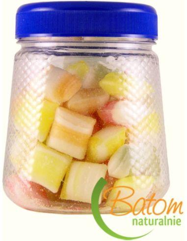 Cukierki landrynki owocowe bez cukru...