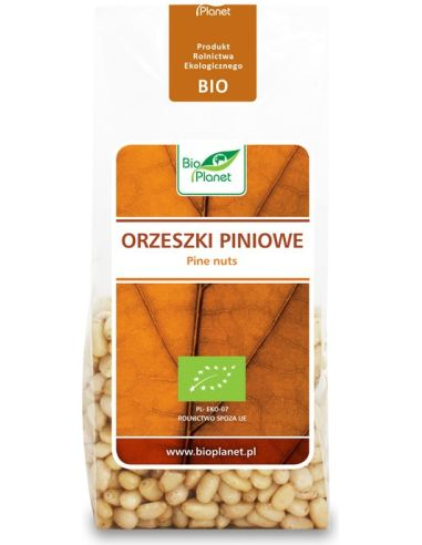 Orzeszki piniowe 100g BIO PLANET BIO