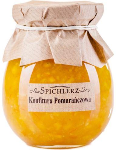 Konfitura pomarańczowa 330g*SPICHLERZ*