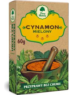 Cynamon mielony 60g*DARY NATURY*