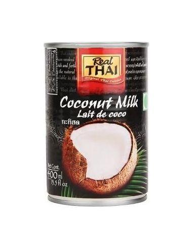 Mleczko kokosowe puszka 400ml *REAL...
