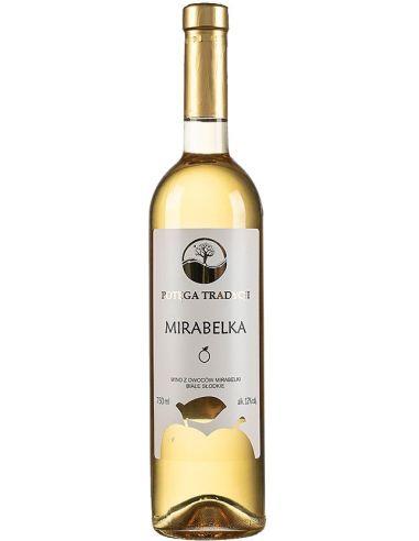 Wino Potęga Tradycji mirabelkowe /...