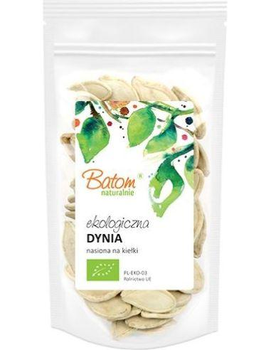 Dynia nasiona na kiełki 30g BATOM BIO