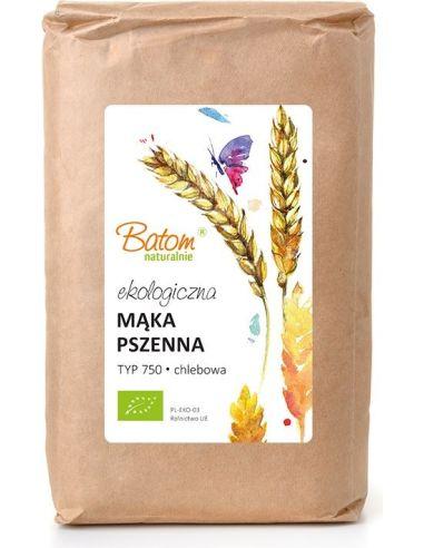 Mąka pszenna TYP 750 chlebowa 1kg...