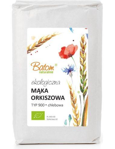 Mąka orkiszowa TYP 900 chlebowa 1kg...