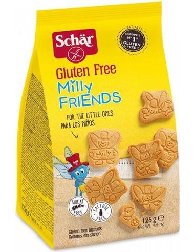 Ciasteczka kruche Milly Friends 125g...