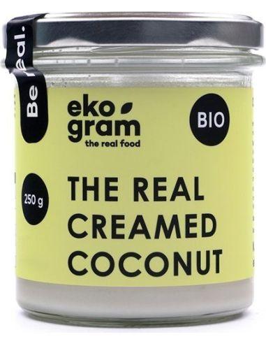 Pasta kokosowa 250g EKOGRAM BIO