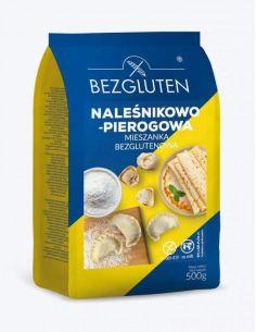 Mąka **Ciasto Pierogowo / Makaronowo / Naleśnikowe** mieszanka 500g*BEZGLUTEN*