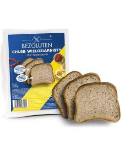 Chleb wieloziarnisty / błonnik 350g*BEZGLUTEN*