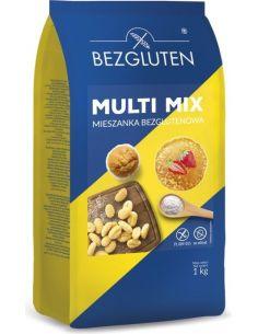 Mąka **Multi mix** mieszanka 1kg*BEZGLUTEN*