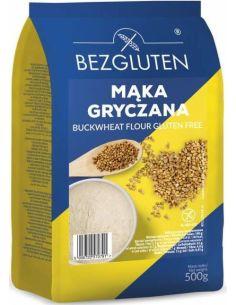 Mąka gryczana 500g*BEZGLUTEN*