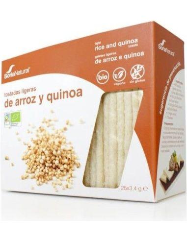 Pieczywo chrupkie ryżowe / quinoa...