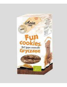 Ciasteczka **Fun Cookies** gryczane 120g*ANIA*BIO