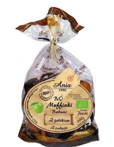 Ciastka **Muffinki Babuni** z...