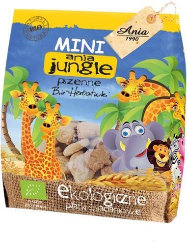 Herbatniki pszenne **Mini Zoo**...