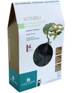 Algi - wodorosty morskie **Kombu** 25g*PORTO*BIO