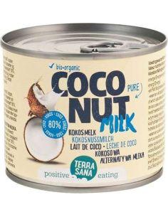 Mleczko kokosowe  80% puszka 200ml*TERRASANA*BIO