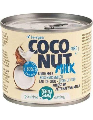 Mleczko kokosowe  80% puszka...