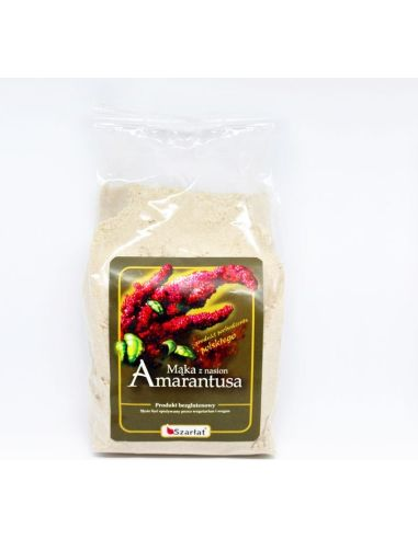 Mąka amarantusowa bezglutenowa...
