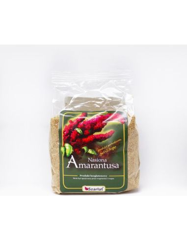 Nasiona amarantusa bezglutenowe...