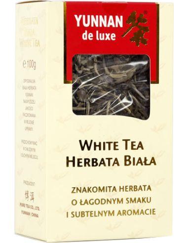 Herbata biała **Yunnan** biała...