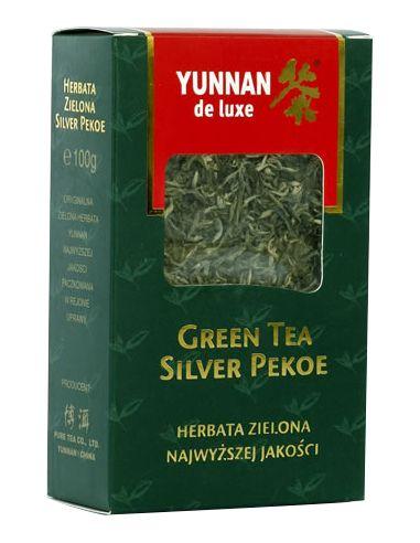 Herbata zielona **Silver Pekoe**...