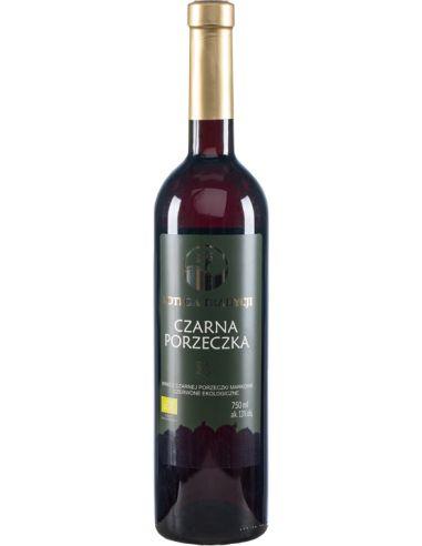 Wino z czarnej porzeczki / czerwone /...