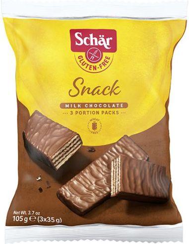 Wafelki Snack 3x35g SCHÄR