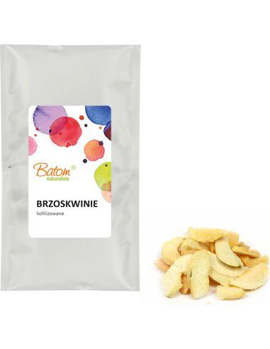 Owoce liofilizowane BRZOSKWINIE 20g...