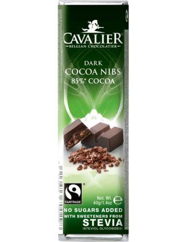 Baton czekolada deserowa / ziarno...