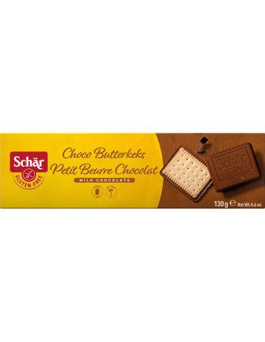 Herbatniki z czekoladą 130g SCHÄR