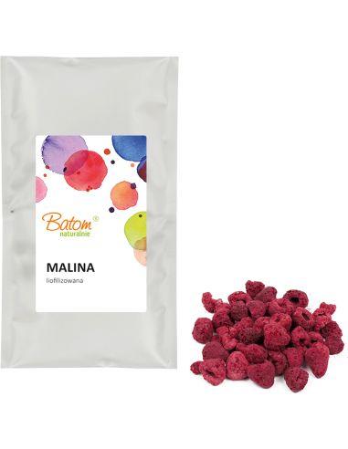 Owoce liofilizowane MALINY 20g BATOM