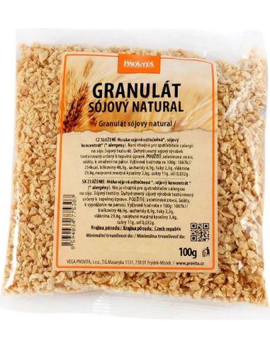 Granulat sojowy 100g*PROVITA*