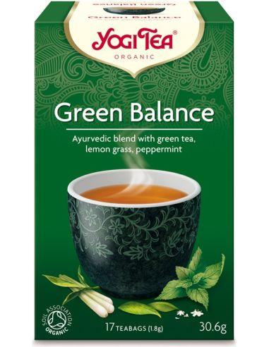 Herbata **Green Balance** zielona...