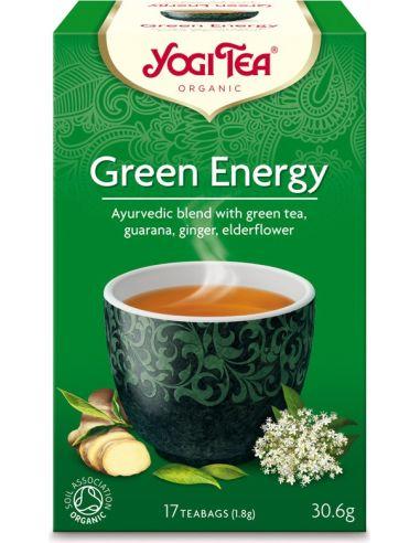 Herbata **Green Energy** zielona...