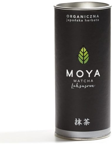 Herbata matcha **Luksusowa** puszka...