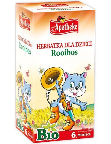Herbata rooibos dla dzieci ekspres...