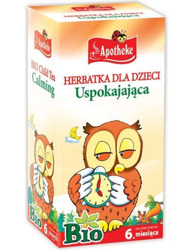 Herbata uspokajająca dla dzieci...