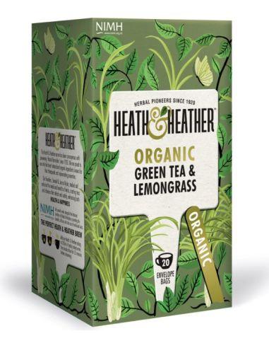 Herbata zielona / trawa cytrynowa...