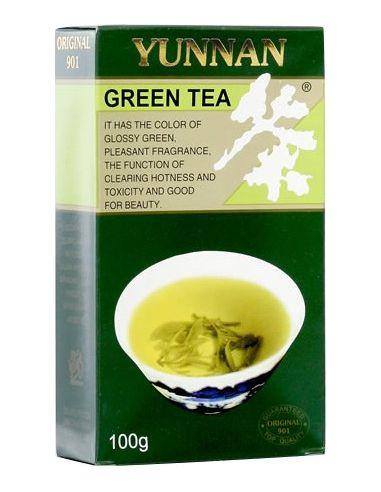 Herbata zielona 901 100g*YUNNAN*