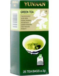 Herbata zielona 901 ekspres 25T*YUNNAN*