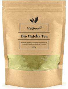 Herbata zielona matcha 200g*WOLFBERRY*BIO