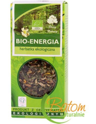 Herbatka **Bio-Energia** 50g*DARY...
