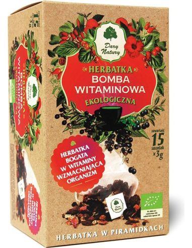 Herbatka **Bomba Witaminowa** ekspres...