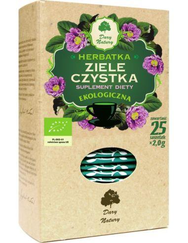 Herbatka **Czystek** ziele ekspres...