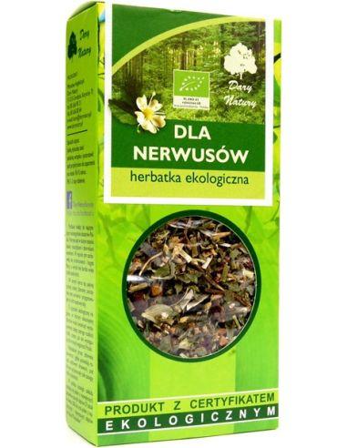 Herbatka **Dla Nerwusów** 50g*DARY...